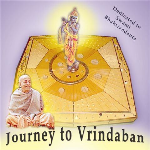 16-Journey To Vrindaban Cover