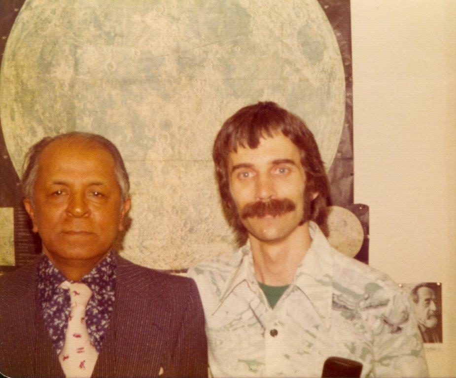 1976 Robin & Cyrus Abayacoon At IAO