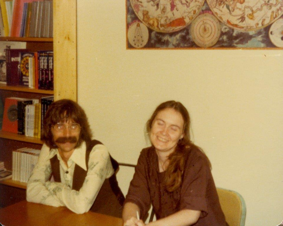 1976 Robin Leita - IAO