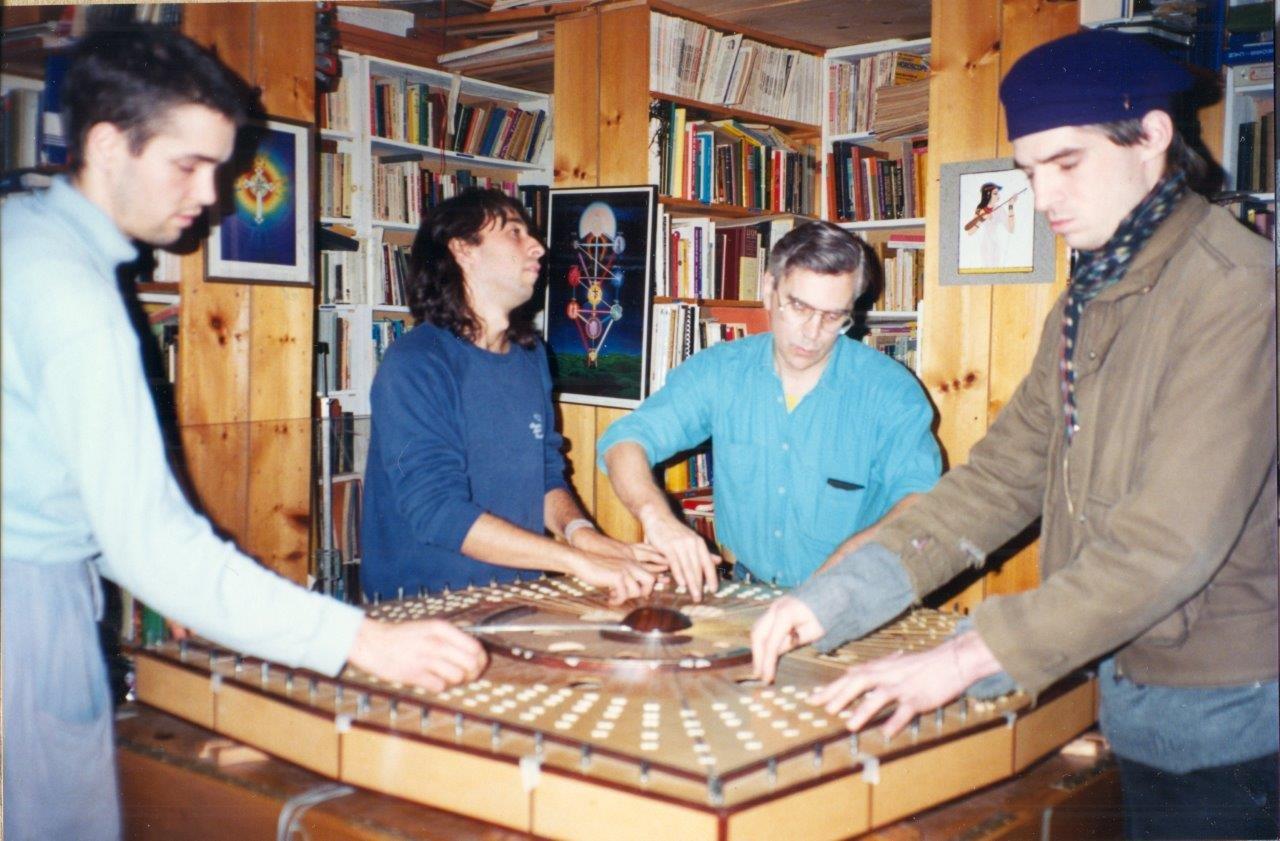 1990-11-Don-Kerr-Lenny-Carbone-Robin-Armstrong-John-Borra