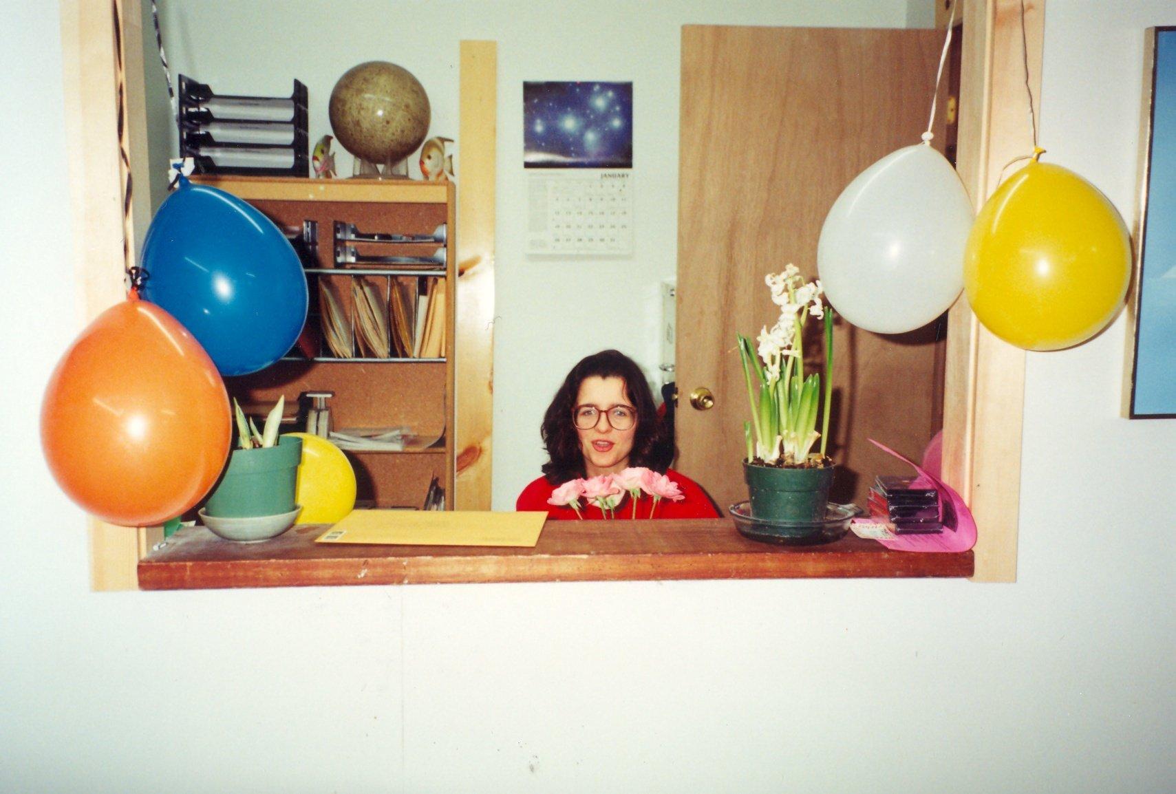 1991-Star-Centre-secretary Caroline Csiki