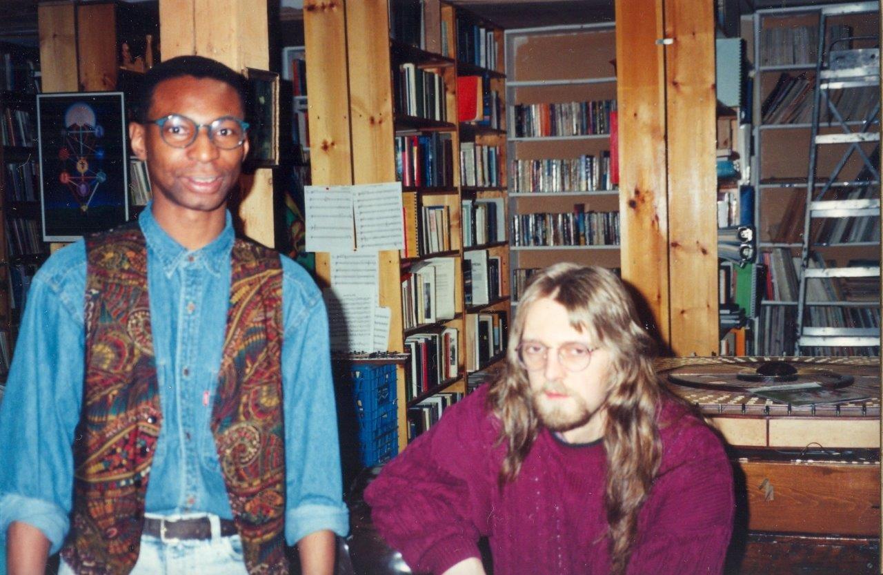 1991-St Nicholas-Anthony Bennett & Dale Codling