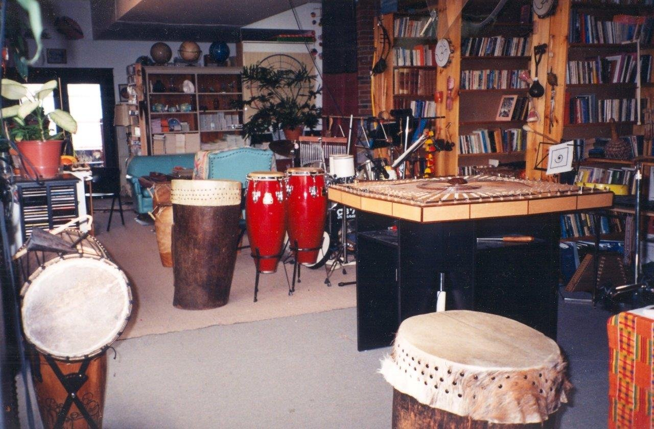 1997-Star Centre Library+Celestial Harp.