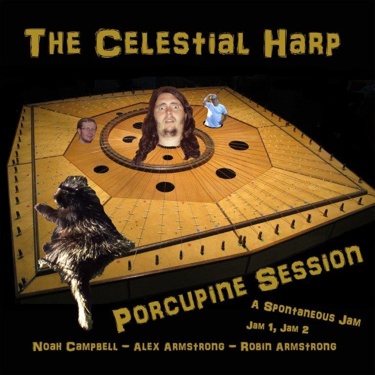 27-Celestial Porcupine-Session-cover