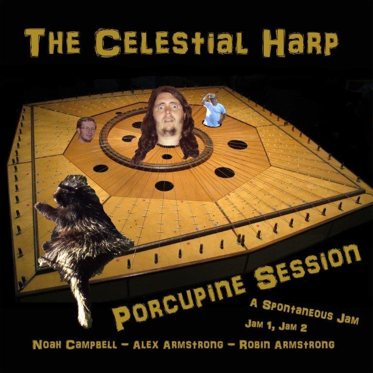 27-Celestial Porcupine-Session-cover