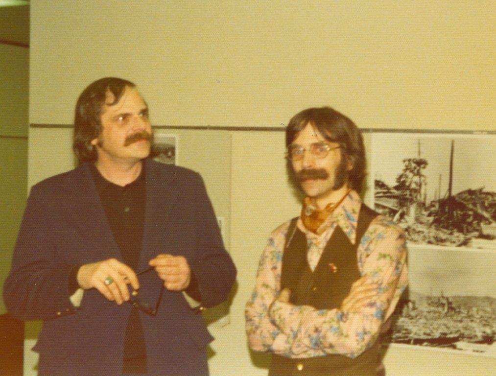 1976 Robin & Marc Robertson Toronto