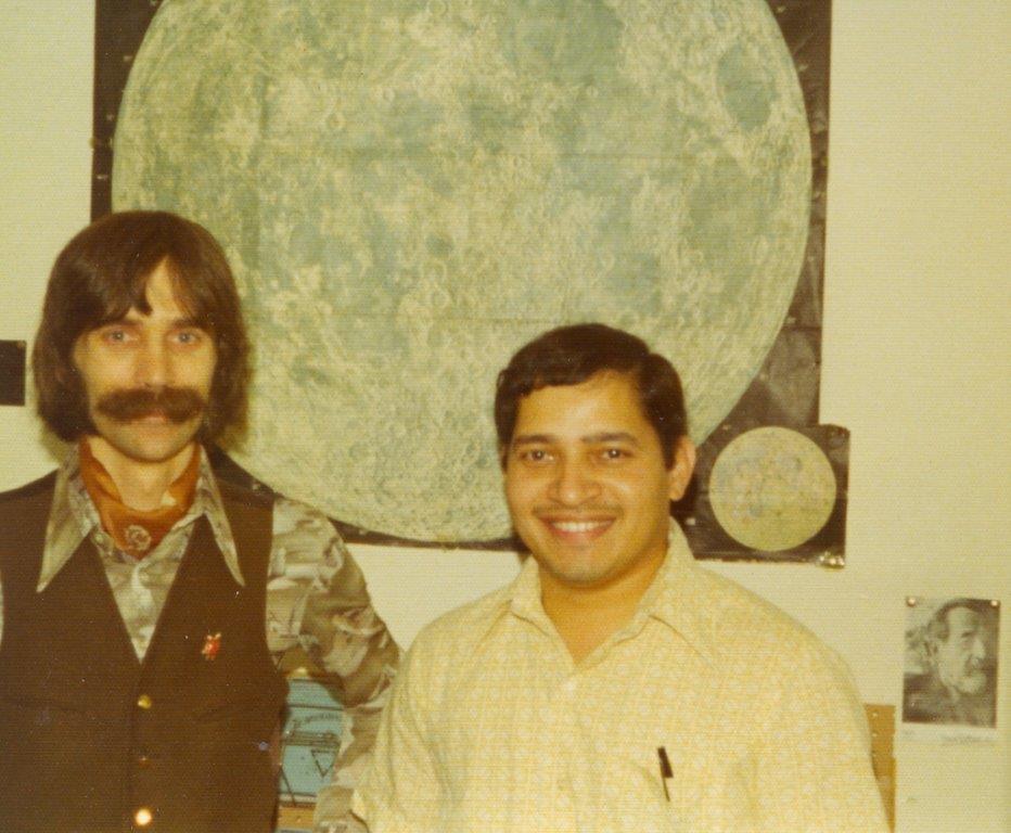 1976 Robin & Mohan Koparkar