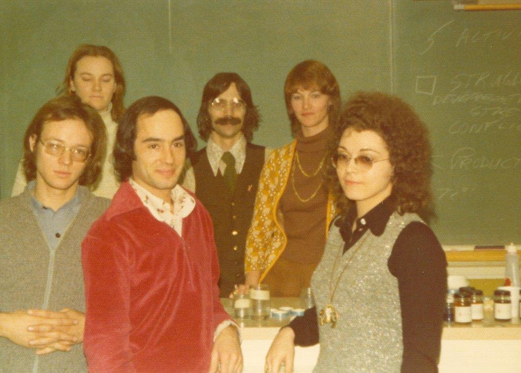 1976 Robin And Class-