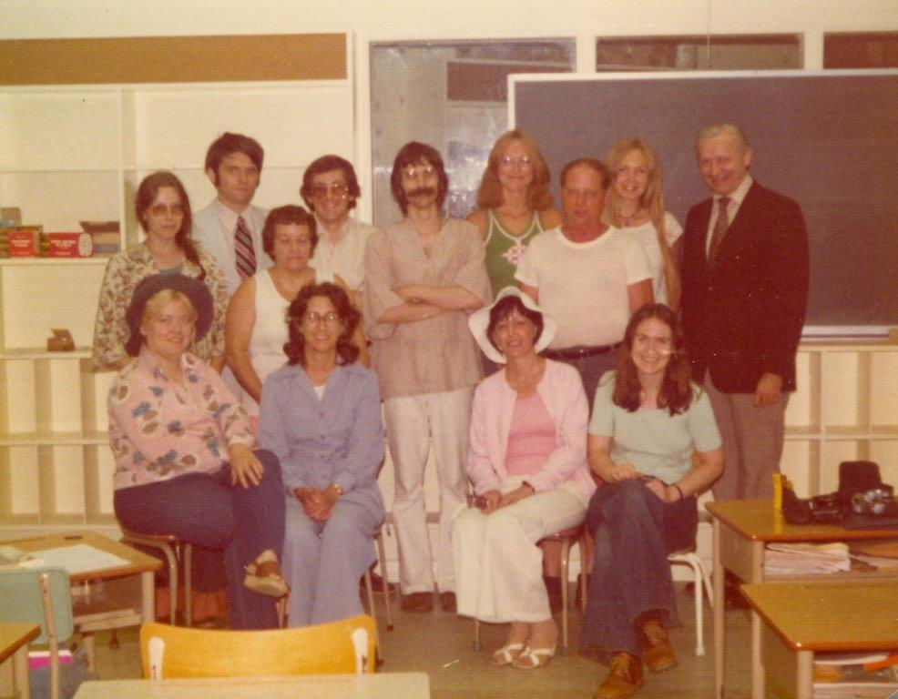1976 Robin\\\'s Astrology Class At IAO-