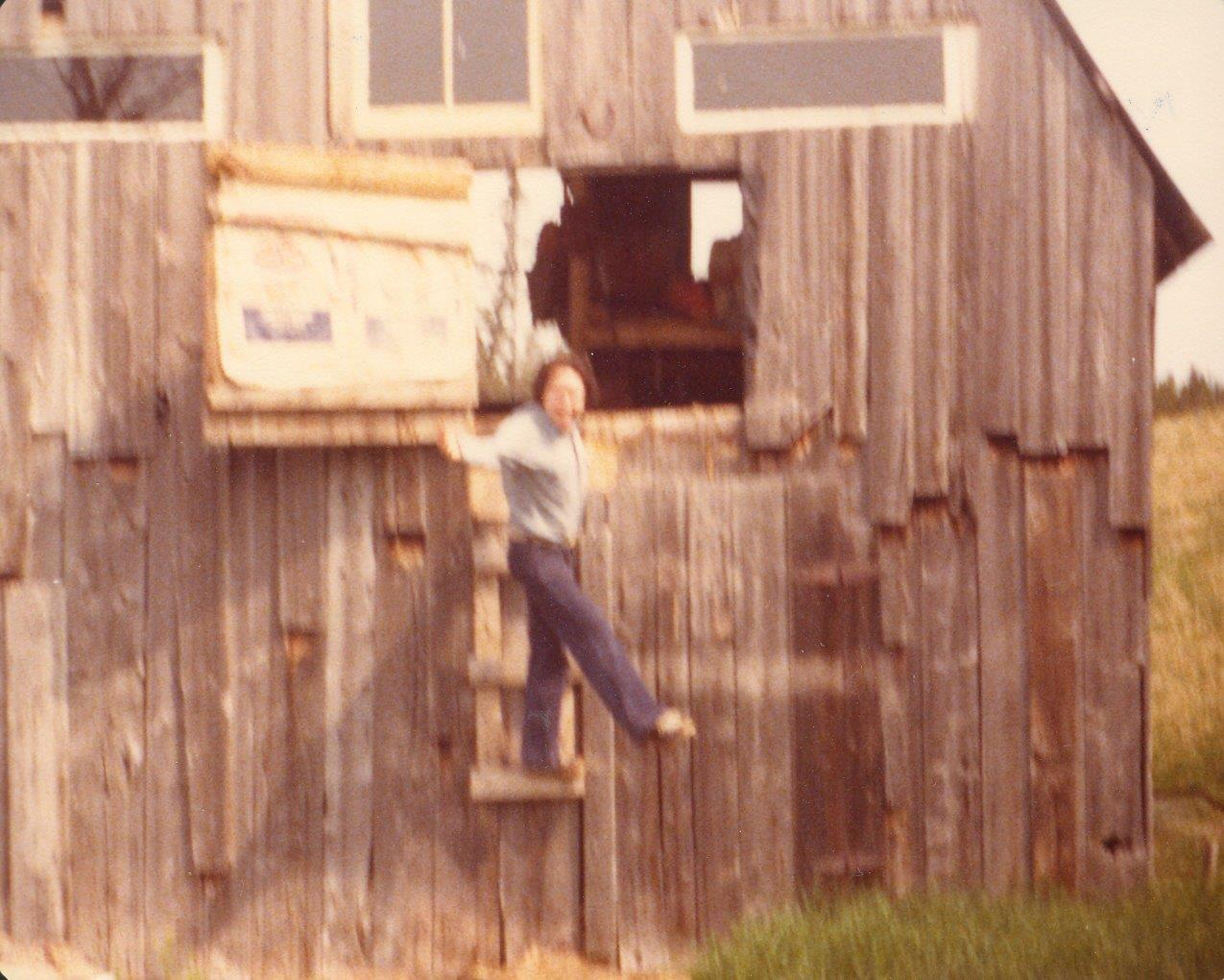 198005xx-ra-002-Wolf At Barn-Randboro