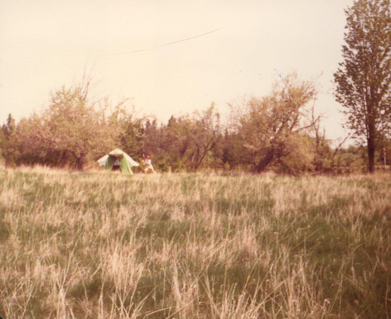 198005xx-ra-022-Tai Chi At Tent-Nanci-Randboro