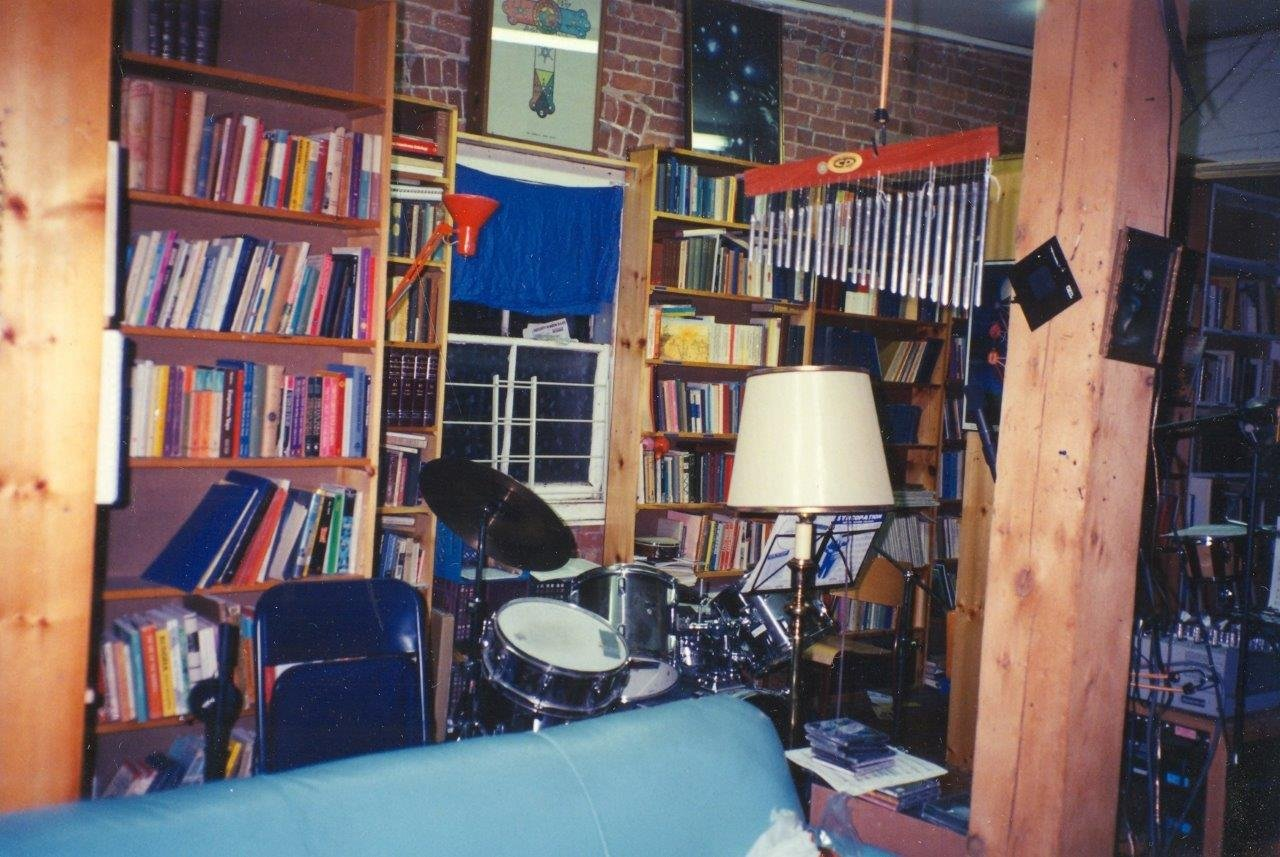1992-Library back room