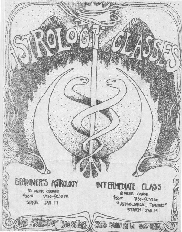 Astrology Class Add 76