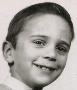 1954 St Lambert-Robin School Picture-047a