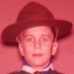 1958-9 Robin  As Scout