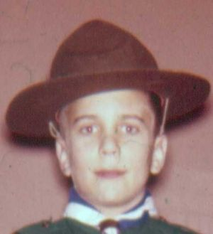 1958-9c Robin  As Scout