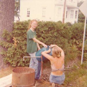197909xx-ra-026-Barbara-Anna-getting-water-Randboro,-QU