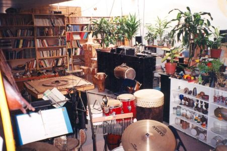 1997-Queen E-Star Centre Library+Celestial Harp.
